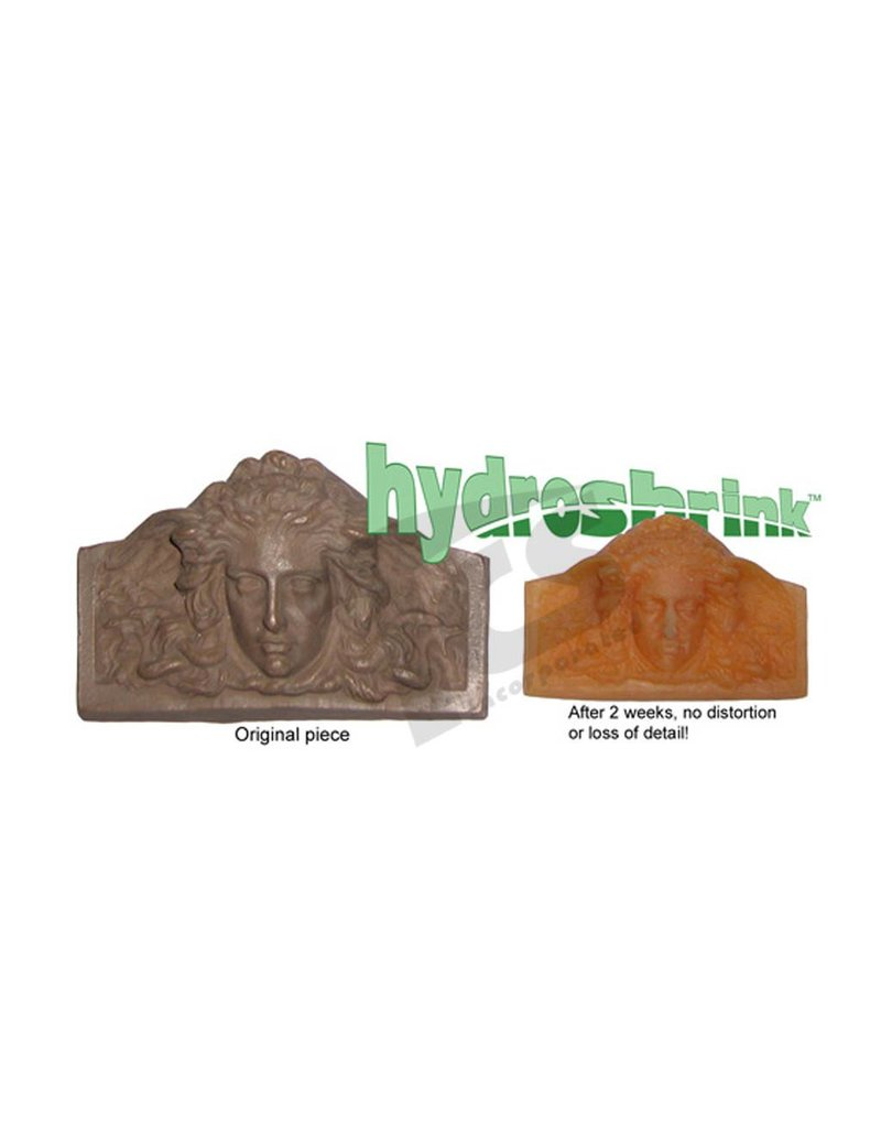 Just Sculpt Hydroshrink 400 1 Quart Kit