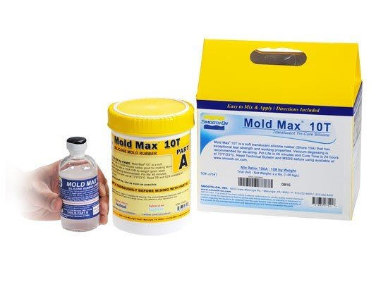 Smooth-On Mold Max 10T Trial Kit