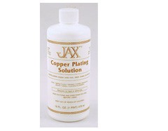 Jax Chemical Company Jax Copper Plating Solution Pint