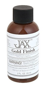 Jax Chemical Company Jax Gold Finish 2oz