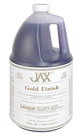 Jax Chemical Company Jax Gold Finish Gallon