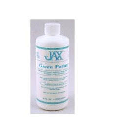 Jax Chemical Company Jax Green Patina Pint