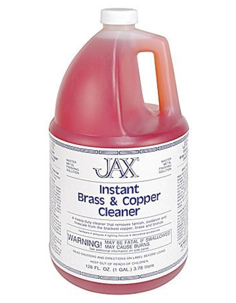 Jax Chemical Company Jax Instant Brass, Copper Cleaner Gallon