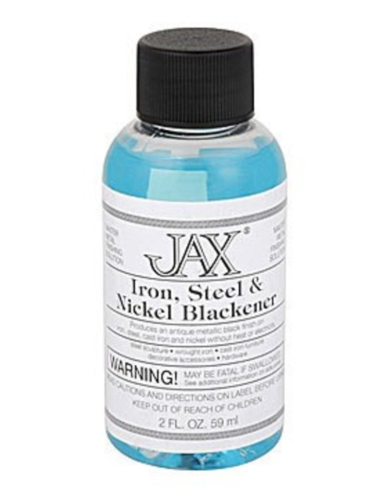 Jax Chemical Company Jax Iron Steel Nickel Blackener 2oz