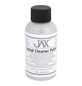 Jax Chemical Company Jax Metal Cleaner And Polish 2oz
