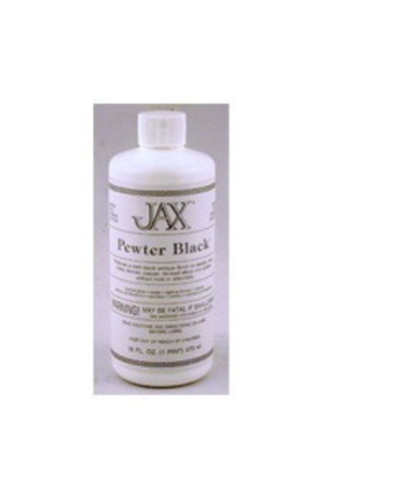 Jax Chemical Company Jax Pewter Black Pint