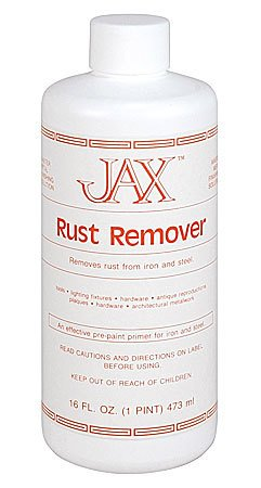 Jax Chemical Company Jax Rust Remover Pint