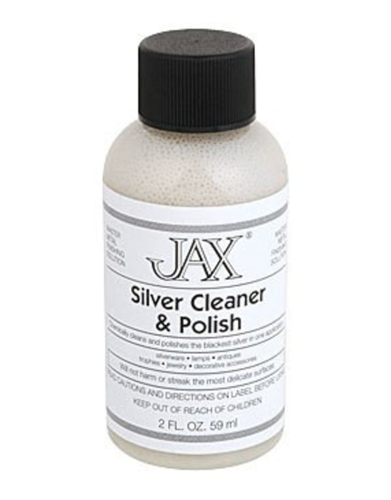 Jax Chemical Company Jax Silver Cleaner And Polish 2oz
