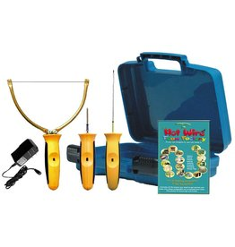 Hot Wire Foam Factory K05 Crafters Deluxe 3-in-1 Kit (Sculpting Tool, Hot knife & Engraver)