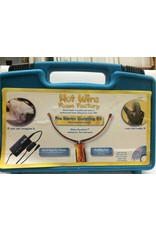 Hot Wire Foam Factory K40S Pro Starter Kit With Sculpting Tool