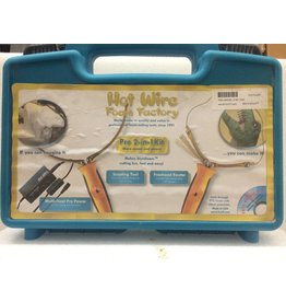 Hot Wire Foam Factory K43 Pro 2-in-1 Kit (Freehand Router & Sculpting Tool)