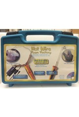 "Hot Wire Foam Factory K44 Pro 2-in-1 Kit (Freehand Router & 8"" Hot knife)"