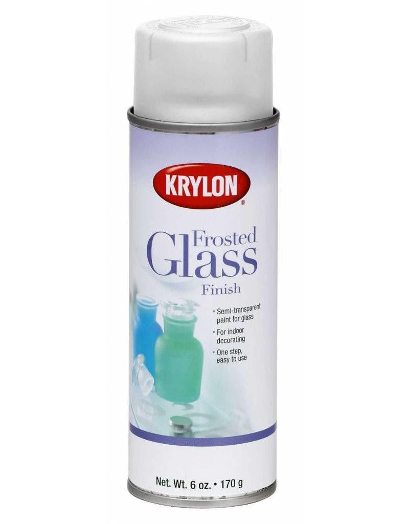 Krylon Krylon Frosted Glass Spray 6oz Spray Can 9040