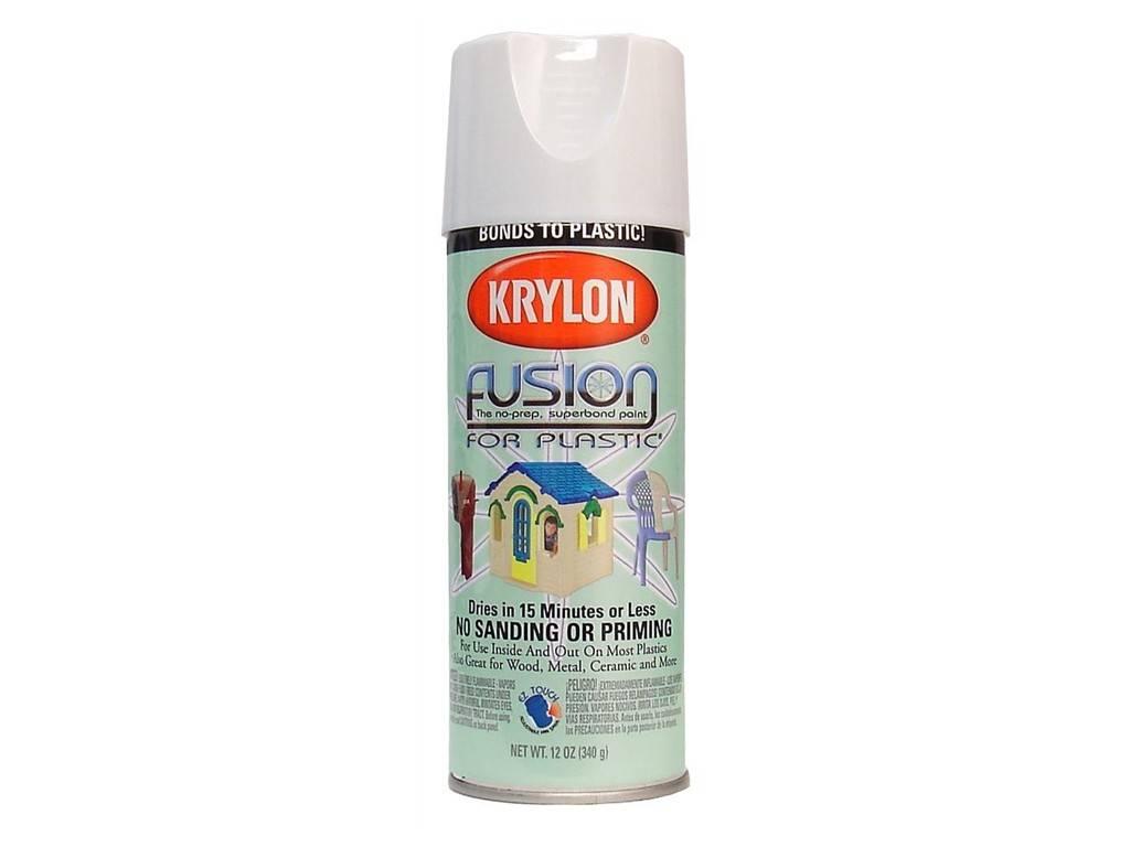 Krylon Krylon Fusion Gloss White 12oz Spray Can 2320