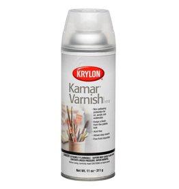 Krylon Krylon Kamar Varnish 12oz Spray Can 1312