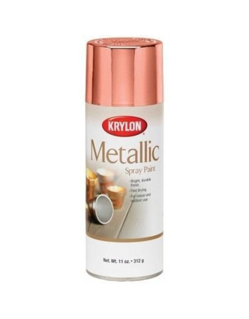 Krylon Krylon Metallic Copper 12oz Spray Can 2203