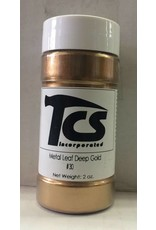 #30 Leaf Deep Gold Mica 2oz