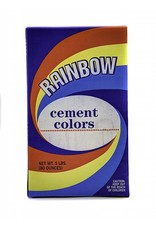 Limeproof Green 1lb Rainbow Cement Pigment
