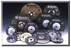 Metabo Metabo Aluminum Oxide Grinding Wheel 4in