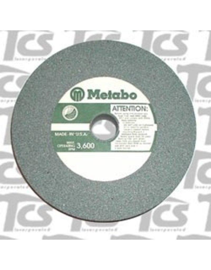 "Metabo Green Wheel 6""x1"" 80 Grit Metabo Silicone Carbide"