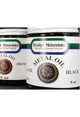 Sculpt Nouveau Metal Oil Black 16oz