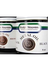 Sculpt Nouveau Metal Oil Black Gallon