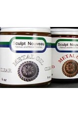 Sculpt Nouveau Metal Oil Clear 16oz