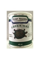 Sculpt Nouveau Metal Wax Green 16oz