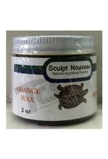 Sculpt Nouveau Metal Wax Orange 2oz