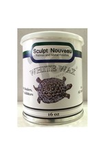Sculpt Nouveau Metal Wax White 16oz
