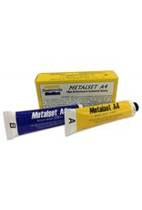 Smooth-On Metalset A4 11oz Kit Aluminum Filled Epoxy Adhesive