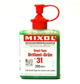 Mixol Mixol #31 Brilliant Green 200ml