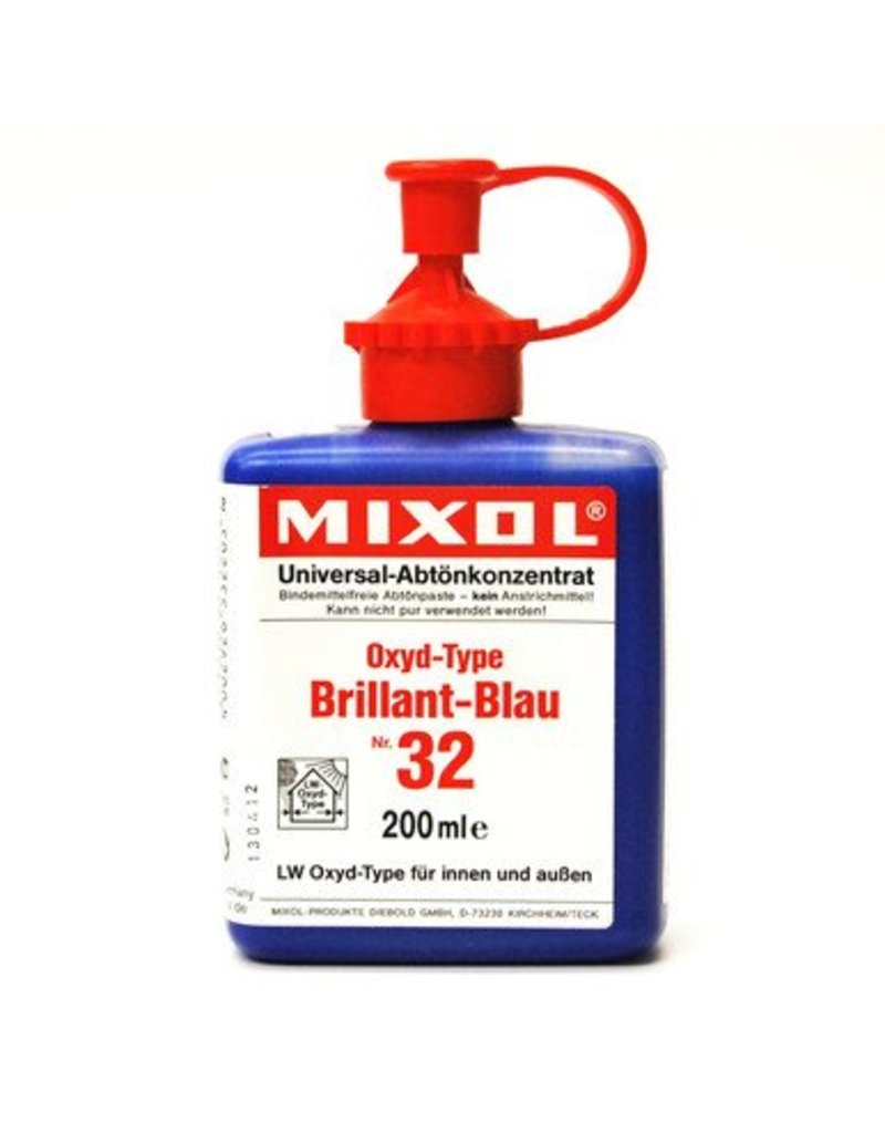 Mixol Mixol #32 Brilliant Blue 200ml