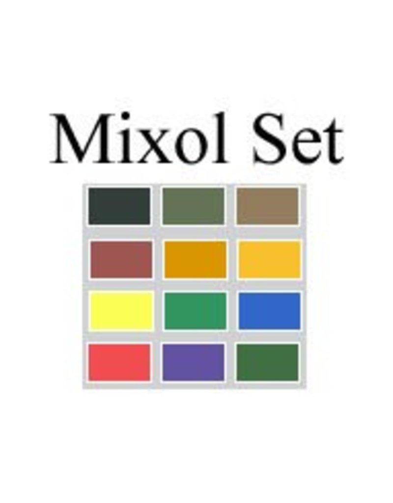 Mixol Mixol Set #01-12 20ml