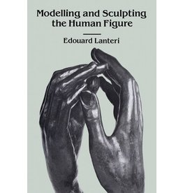 Dover Publications Modeling And Sculpting Human Figures Lanteri Book
