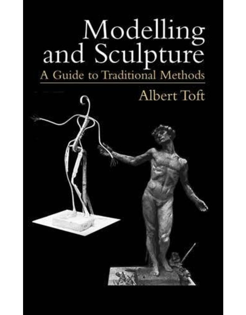 Dover Publications Modeling and Sculpture Albert Toft Book