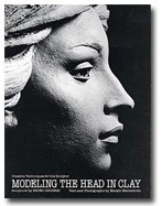 Modeling The Head in Clay Lucchesi Book