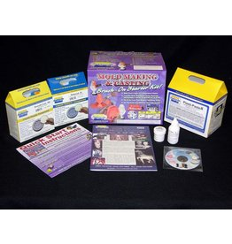 Smooth-On Mold Making Starter Kit Brushable