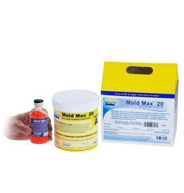 Smooth-On Mold Max 20 Trial Kit