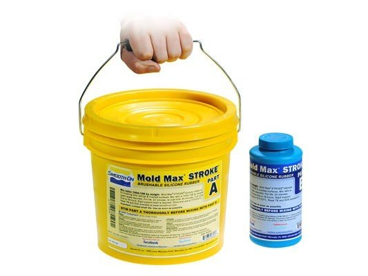 Smooth-On Mold Max Stroke Gallon Kit