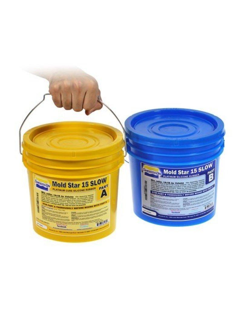 Smooth-On Mold Star 15 2 Gallon Kit