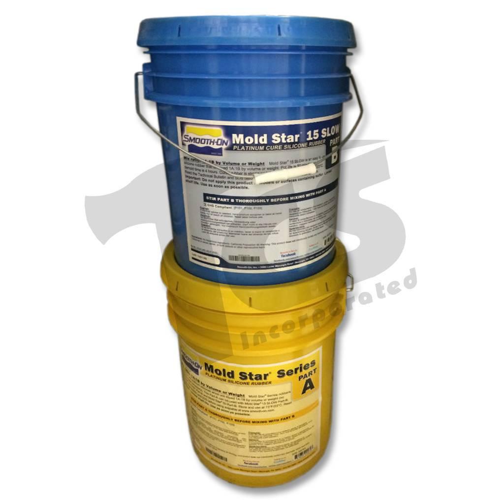 Smooth-On Mold Star 15 10 Gallon Kit
