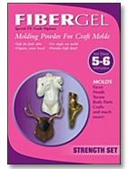 ArtMolds MoldGel FiberGel 10lb