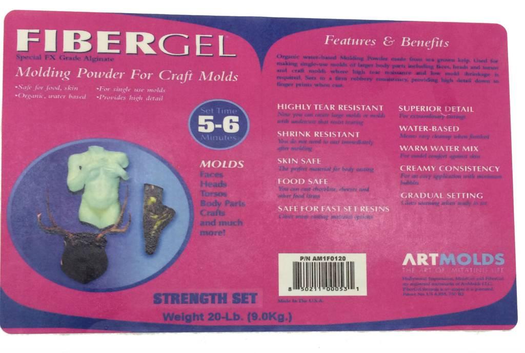 ArtMolds MoldGel FiberGel 20lb