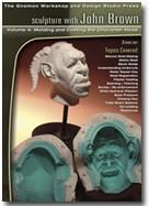 Gnomon Workshop Molding/Casting Head Sculpture John Brown DVD #4