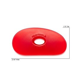 Mudtools Mudtool Red #1 Rib