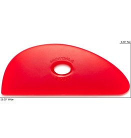 Mudtools Mudtool Red #3 Rib