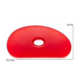 Mudtools Mudtool Red #5 Rib