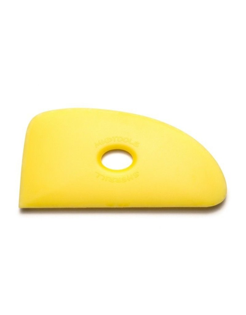 Mudtools Mudtool Yellow #4 Rib (Medium)