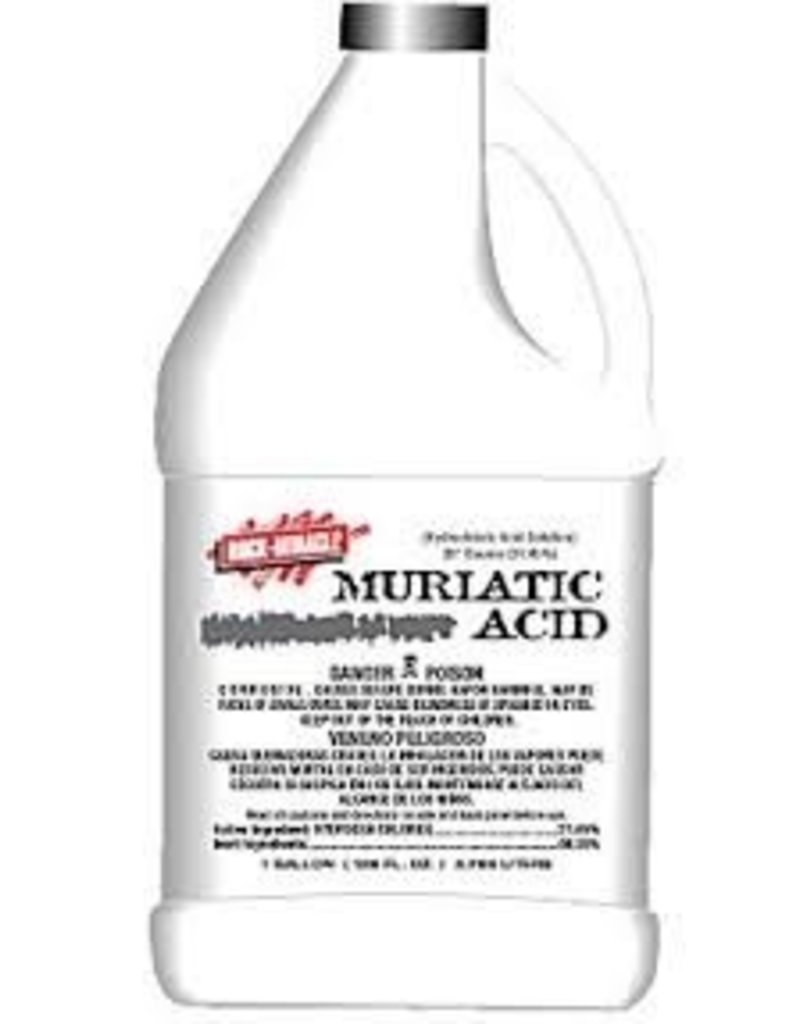 Just Sculpt Muriatic Acid Gallon